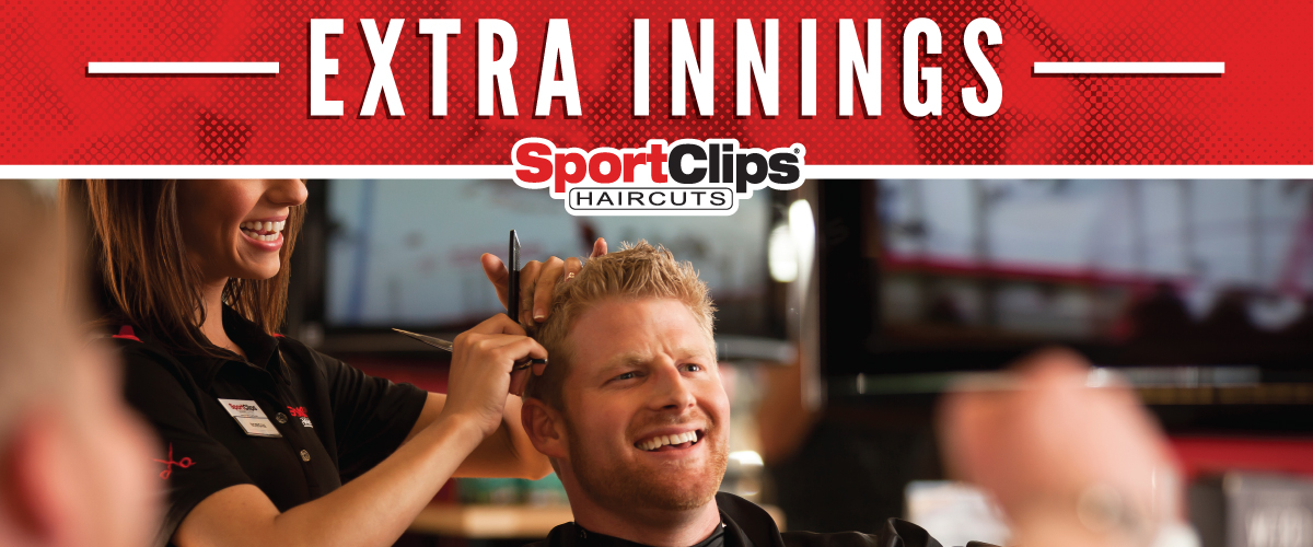 The Sport Clips Haircuts of Winchester - Rutherford Crossing Extra Innings Offerings