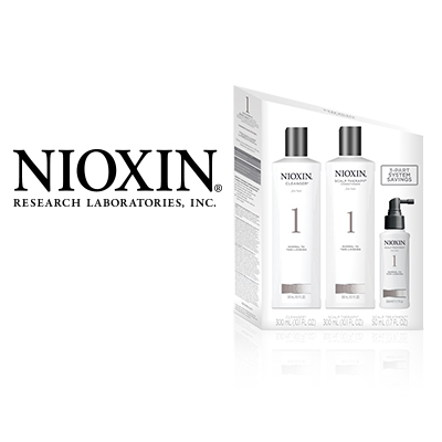 Nioxin Hair Care Products